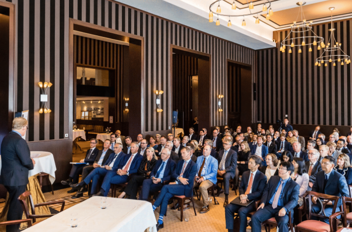 Gouden giraffe 2021: FBA 25 year anniversary conference
